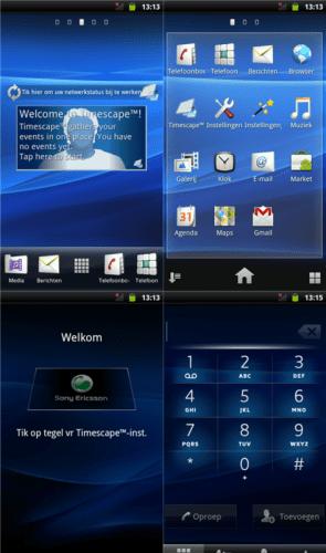 Android 2.3 Gingerbread Xperia X10 295x500 - Android 2.3 (Gingerbread) no seu Xperia X10