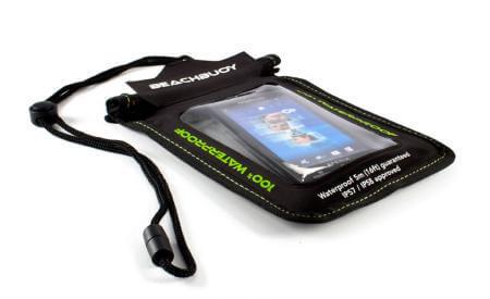 beachbuoy - Proteja seu smartphone dos arranhões e da água