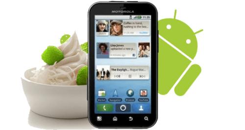 defy froyo1 500x266 - Motorola Defy recebe a atualização 2.2 Froyo (faça o download)