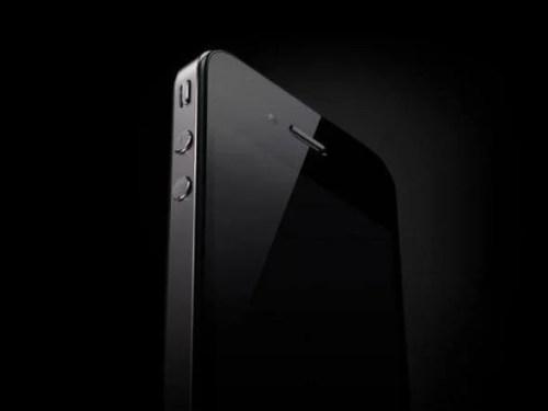 iphone 5 500x375 - iPhone 5 será vendido em Setembro