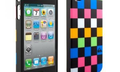 quicksilver cover capa - Proteja seu smartphone dos arranhões e da água