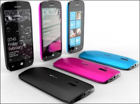 remoteImage - Nokia W7 and W8 serão os primeiros smartphones com o Windows Phone 7