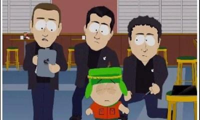 92838 south park ipad - Problema de segurança da Apple chega ao South Park