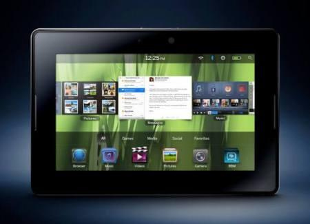 BlackBerry PlayBook 2 500x361 - RIM fará recall de 1.000 tablets Playbook