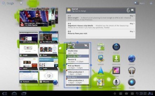 android 31 05 10 2011 500x312 - Google I/O 2011: nova atualização Android 3.1 para o Motorola Xoom e Google TV