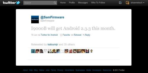 Captura de tela inteira 12062011 145704.bmp 500x248 - Galaxy S brasileiro receberá nova atualização 2.3.3 ainda este mês (GT-i9000b)