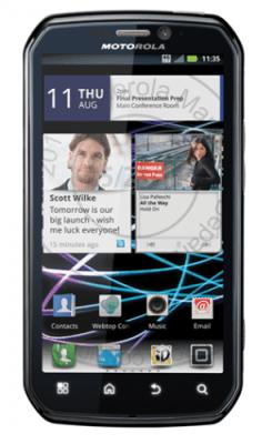 Motorola Photon 4G Sprint 306x500 - Photon 4G: o novo smartphone com tela de 4.3 polegadas da Motorola