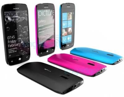 Nokia Windows Phone 7 WP7 500x391 - Primeiro Windows Phone 7 da Nokia chegará ainda em 2011