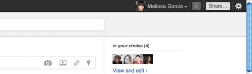a9 500x147 - Google lança sua nova rede social: Google+
