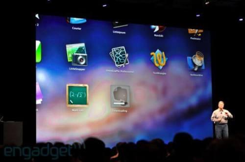 apple wwdc 2011 launchpad 500x332 - Apple WWDC 2011: Mac OS X Lion