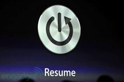 apple wwdc 2011 resume 500x332 - Apple WWDC 2011: Mac OS X Lion