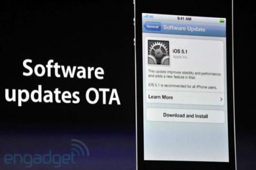 apple wwdc 2011 updatesota 500x332 - Conheça as novidades do iOS 5 para iPhone 3GS e 4, iPad 1 e 2 e iPod Touch 3G e 4G