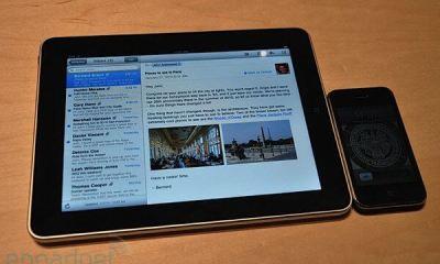 ipad vs iphone  - iPhone 5 em setembro, com 8 mpx e A5; iPad 3 com tela de maior resolução, diz Bloomberg