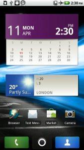 Motoblur Motorola UI user interface 169x300 - Teste de UIs: as melhores interfaces de usuário para smartphones