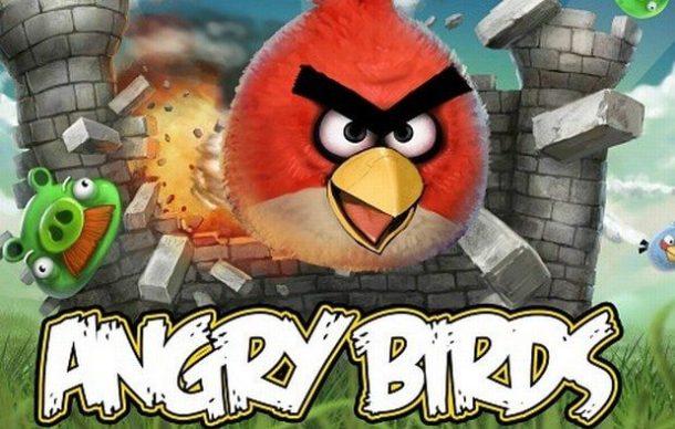 angry+birds1 610x388 - Criador de Angry Birds comemora o sucesso