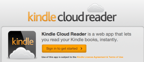 CapturFiles1 500x215 - Amazon lança Kindle em forma de webapp