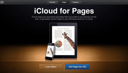 CapturFiles 3 500x285 - iCloud.com entra no ar com interface muito parecida com o iOS