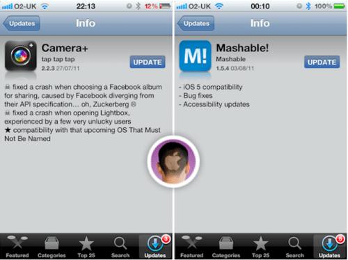 Screen Shot 2011 08 04 at 12.16.18 500x374 - Apple começa a aprovar aplicativos para o iOS 5