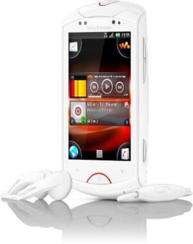 sony walkman 397x500 - Sony Ericsson Live com Walkman