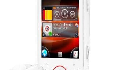 sony walkman - Sony Ericsson Live com Walkman