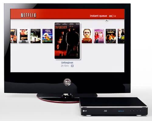 Netflix - Netflix chega ao Brasil com 30 dias gratuitos de filmes