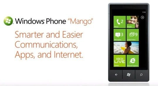 Windows Phone mango1 - Mango chegou, e é LINDO!