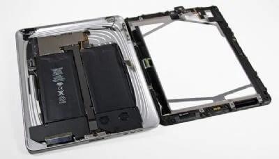 Bateria iPad 3: mais fina, mais leve, mais cara(!) 8