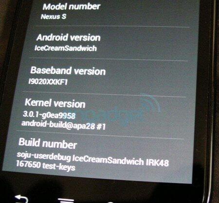 ics3 20110928 1317245983 - Android Ice Cream Sandwich aparece pela primeira vez