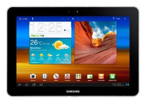samsung galaxy tab 101.jpg.optimized - Samsung Galaxy Tab 10.1 chega ao Brasil