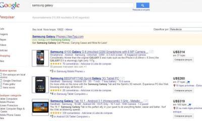 Google Shopping Compras - Google Shopping estréia no Brasil