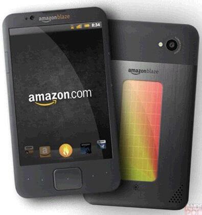 amazon android smartphone - Amazon entra na briga por mercado de smartphones