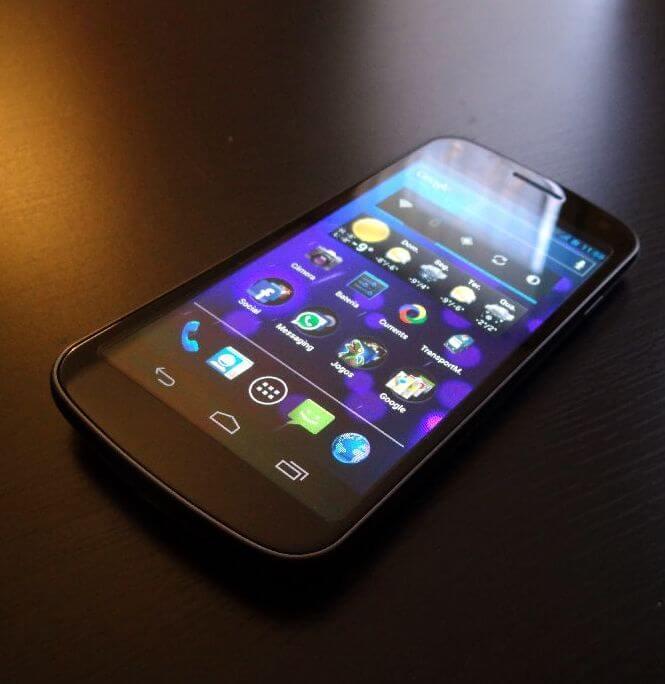 destacada - Review: Galaxy Nexus (Galaxy X)