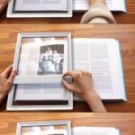 iris tablet9 - IRIS: um tablet transparente