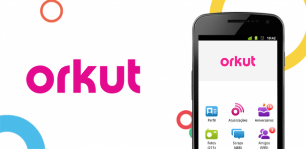 orkut android e1322741047280 610x297 - Orkut lança novo aplicativo para celulares Android