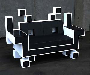 space invaders couch - Thisiswhyimbroke.com: todos os desejos geeks num só site