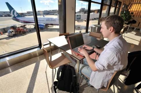 TIM internet Wi Fi 610x405 - TIM libera Wi-Fi gratuito para clientes nos aeroportos