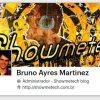 facebook business cards - Como fazer Cartões de Visita com o seu perfil do Facebook (Gratuitamente!)