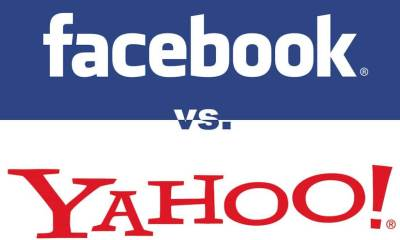 facebook vs google - Yahoo! e Facebook iniciam nova guerra de patentes