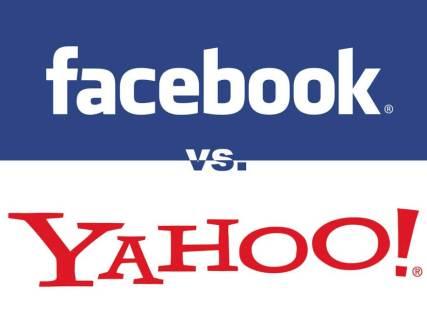 facebook vs google 610x458 - Yahoo! e Facebook iniciam nova guerra de patentes