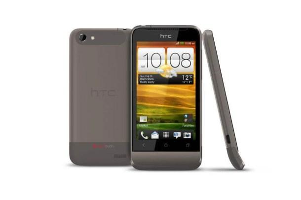 htc one v 610x406 - HTC apresenta a família One