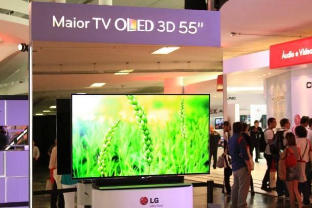 IMG 1357 610x406 - Novidades das tv's LG para 2012