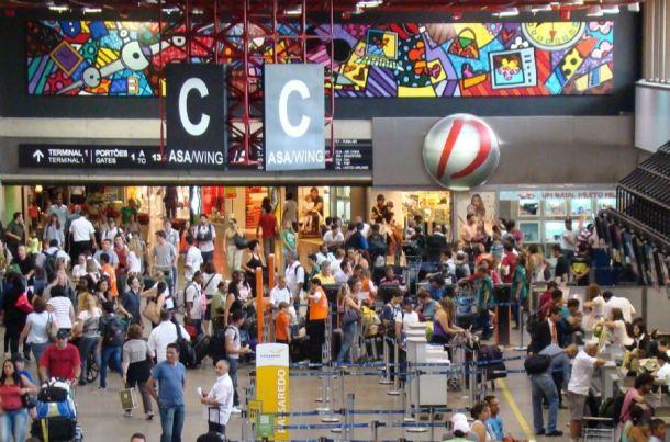 f 78188 610x403 - Copa: aeroportos oferecem internet gratuita