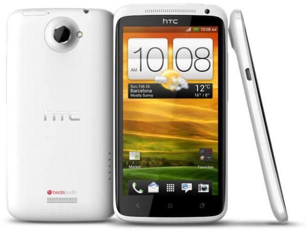20120411095355 htc one x press 610x461 - Linha One da HTC só chega no próximo semestre