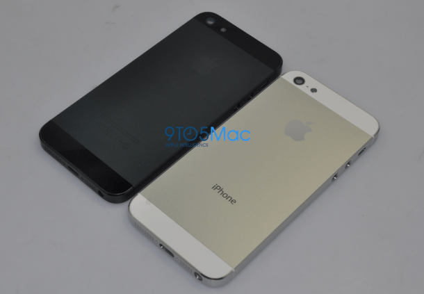 Vazam novas imagens do suposto iPhone 5 4