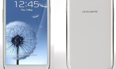 Samsung Galaxy S III 1 - Galaxy SIII: veja nosso unboxing oficial em português