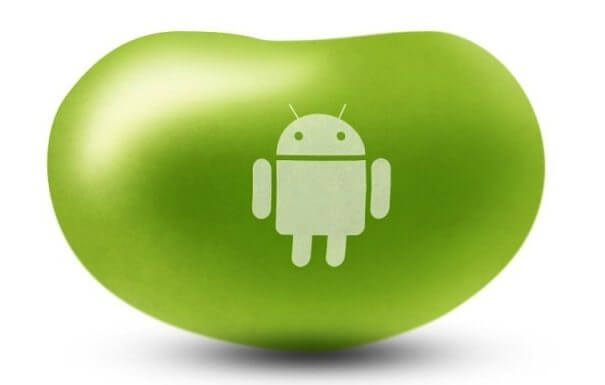 android jellybean logo cropped 1 - Jelly Bean é confirmada como a versão 4.1 do Android