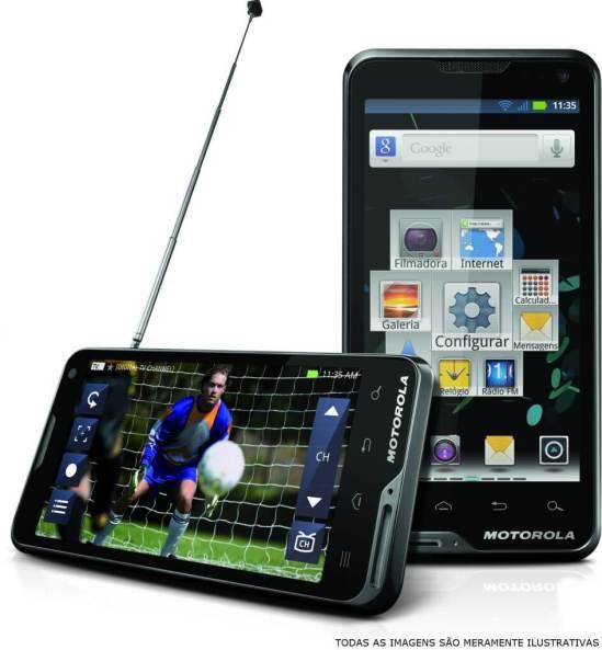 Motorola Atrix TV chega ao Brasil 5