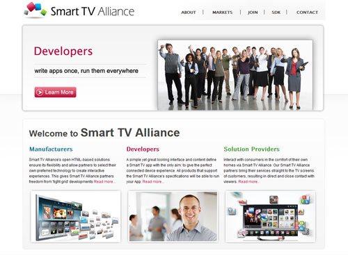 sta - LG e Philips criam as bases de um ecossistema de apps e serviços com Smart TV Alliance
