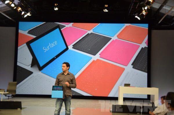 verge lb 1203 - Veja detalhes sobre os novos tablets da Microsoft (ao vivo)