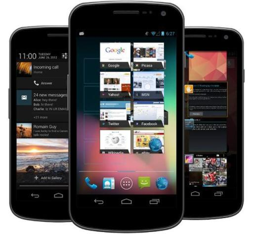 Jelly Bean - Fala Android 02-07-12: bate papo sobre o Android Jelly Bean (4.1)